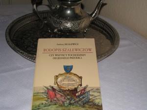 Rodopis Szalewiczów autor Andrzej Szalewicz