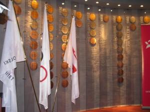 7.02.2010 Centrum Olimpijskie Muzeum Sportu miejsce ślubowania