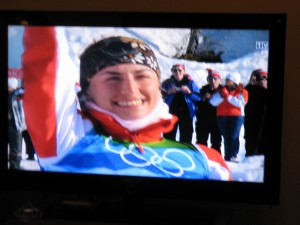 Justyna brązowy medal IO Vancouver 2x7,5 km