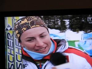 Justyna wywiad ze złotą medalistką IO