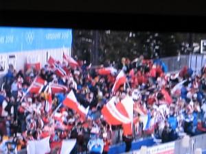 niezawodni polscy kibice