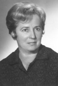 Maria Barbara Szalewicz, dla przyjaciół Marcysia
