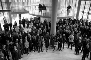Centrum olimpijskie pożegnanie Prezesa PKOL P.Nurowskiego foto. S.Sikora