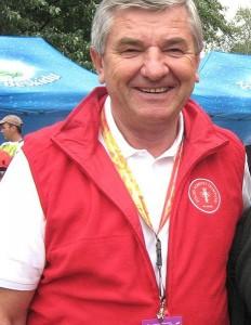 Prezes PKOL Piotr Nurowski