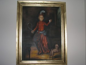 22.05 książe August S€łkowski, kopia obrazu Adama Manyoki przez Sebastiana Słaby