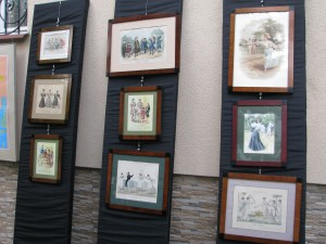 22.05 kolekcja obrazkówle volante, badminton