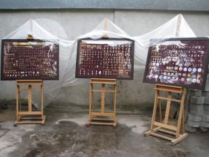 """22.05 kolekcja znaczków olimpijskich tzw""""pinsów"""""""