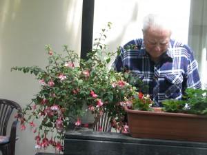Mój tata, nasz dziadek i pradziadek Szczepan, miłośnik Warszawy
