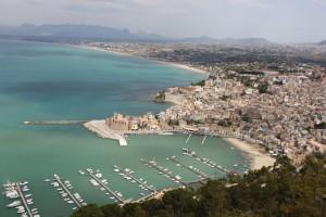 Castellammare di Golfo - widoki jak marzenie2