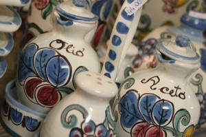 Ceramika z Caltagirone