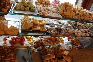 Wybór słodyczy przyprawiający o zawrót głowy