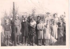 Międzywodzie kolonie 1953 r