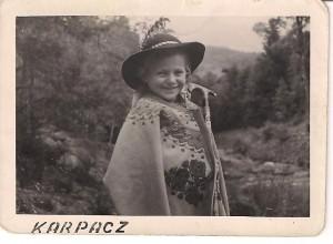 Wczasy w Karpaczu 1952 r