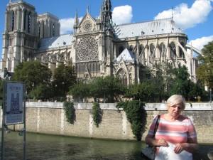 Notre Dame de Paris i ja