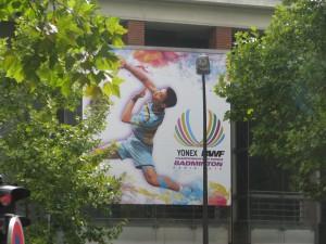 Mistrzostwa Świata w badmintonie 23-29.08.2010 r.