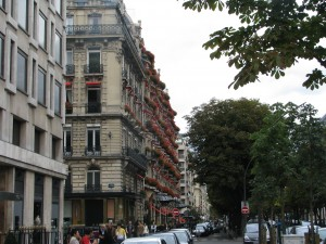 Avenue de Montigny
