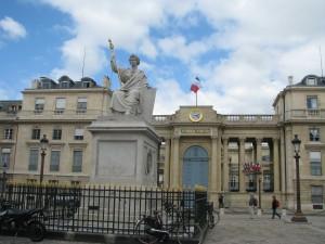 Pałac Elizejski, siedziba Prezydenta i posiedzeń Rady Ministrów