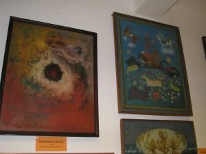 Obrazy Jerzego Wolffa