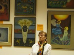 Mieszkanka Anina, poetka Maria Chodorek opowiada o Jerzym Wolffie