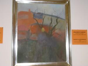 obraz ks. Jerzego Wolffa