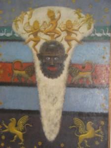 Obraz ks.Jerzego Wolffa