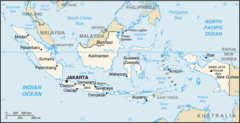 Indonezja to 17500 wysp
