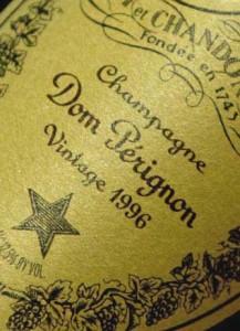 szampan Dom Perignon