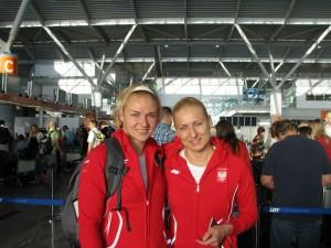Nadia Kostiuczyk Zięba i Kamila Augustyn