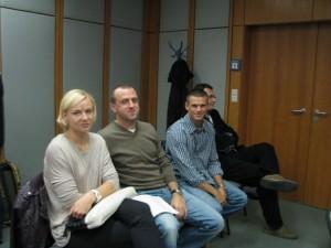 Nadia (Kostiuczyk) Zięba Dariusz Ziębowie, Robert Mateusiak