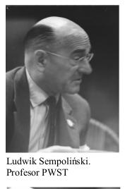 prof. Ludwik Sempoliński