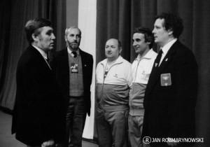 Andrzej.Szalewicz, Leszek .Jagodziński, Jerzy Szuliński, Ryszard Borek, Piotr Agaciński