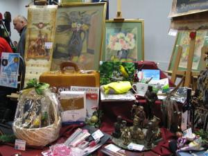 aukcja różnych przedmiotów