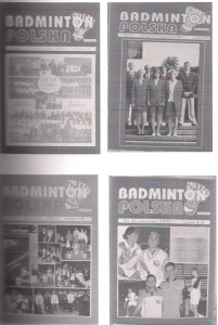 Wydawnictwo Badminton Polska 1994-2000