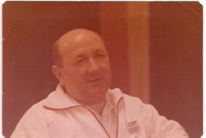 Trener Jerzy Szuliński