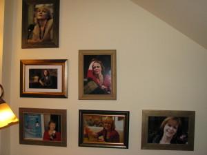 zdjęcia pani Małgorzaty Gutowskiej Adamczyk wykonane do poszczególnych winiet Jej książek