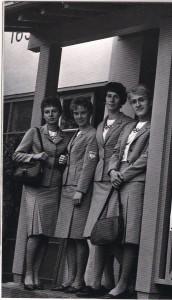 Igrzyska Olimpijskie Tokio 1964 sztafeta 4 x 100 - złoty medal  w składzie Teresa Ciepły, Halina Górecka, Irena Szewińska, Ewa Kłobukowska
