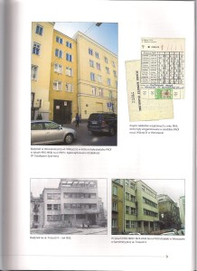 dawne siedziby PKOL ul. Wiejska 51, ul. Frascati 4