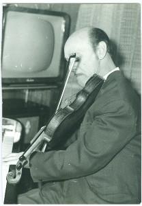 """Zygmunt Karasiński i legendarne """"fosforyzowane skrzypce"""""""