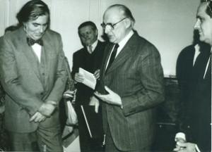 Zb. Adrjański, Zenon Wiktorczyk, Karol Czejarek, Stanisław Bardyn