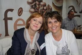 Małgorzata Gutowska- Adamczyk i Joanna Jurgała- Jureczka