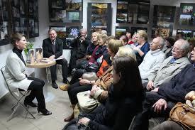 Joanna Jurgałą Jureczka spotkanie z czytelnikami w Skoczowie