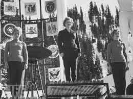 IO Squaw Valley 1960 złoty medal L. Skoblikowa, srebrny Elwira Seroczyńska brązowy Helena Pilejczyk