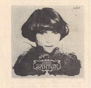 okładka płyty Irena Santor