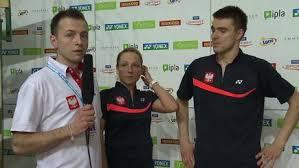 Wojciech Szkudlarczyk i Agnieszka Wojtkowska podczas wywiadu
