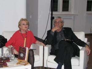 Magdalena Zawadzka i Wiktor Zborowski
