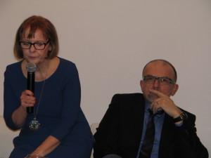Małgorzata Gutowska-Adamczyk i Wojciech Adamczyk