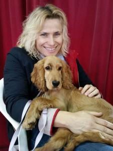 Kaśka i jej pies Eric