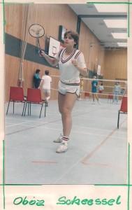 Kaśka Krasowska EBU Summer School Scheesel 1986