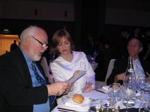 Erland Kops, Vera Berg, Torsten Berg