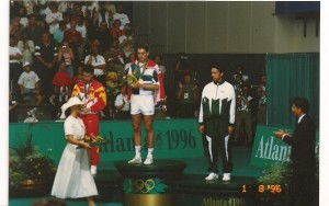złoty medal IO Atlanta 1996 Poul-Erik Hoyer